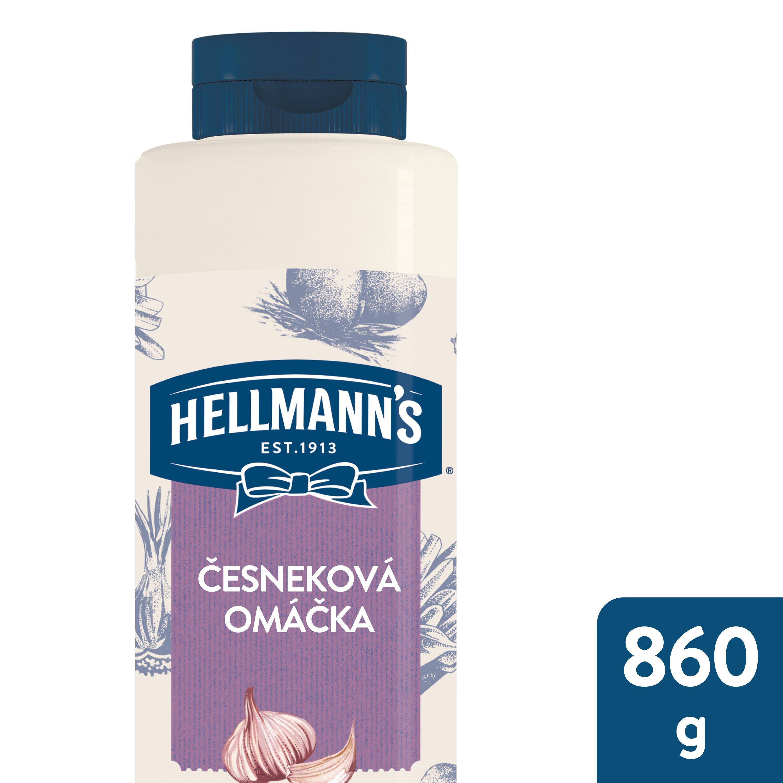 Hellmann's Česneková omáčka 860 g -