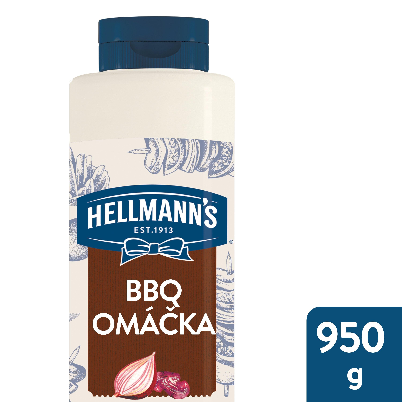 Hellmann's BBQ omáčka 950 g -