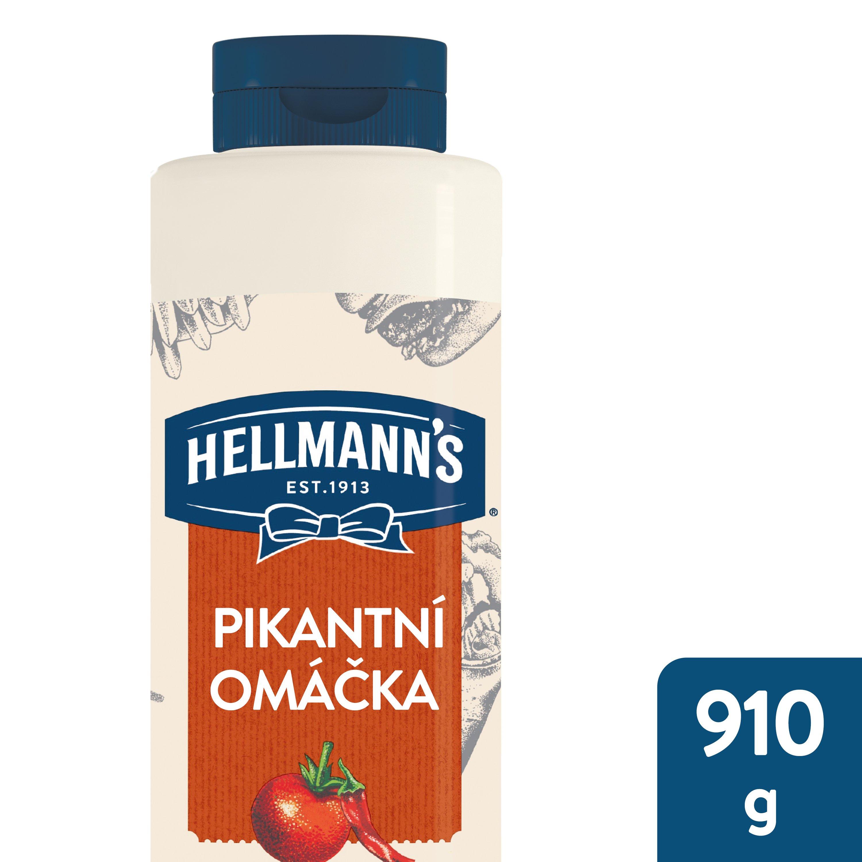 Hellmann's Pikantní omáčka 910 g -