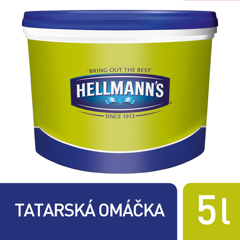 Hellmann's Tatarská omáčka 5 l -