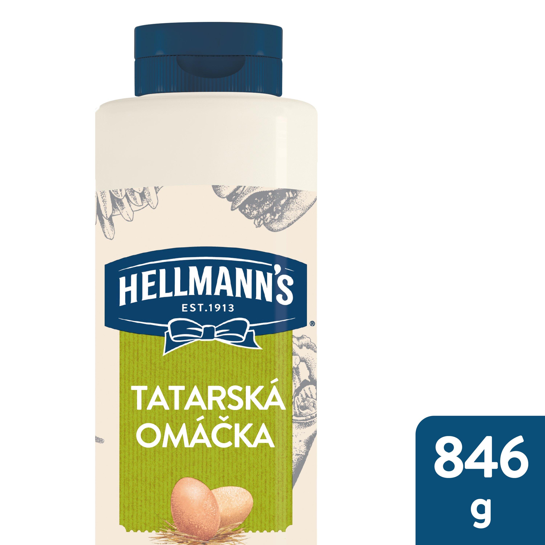 Hellmann's Tatarská omáčka 846 g -