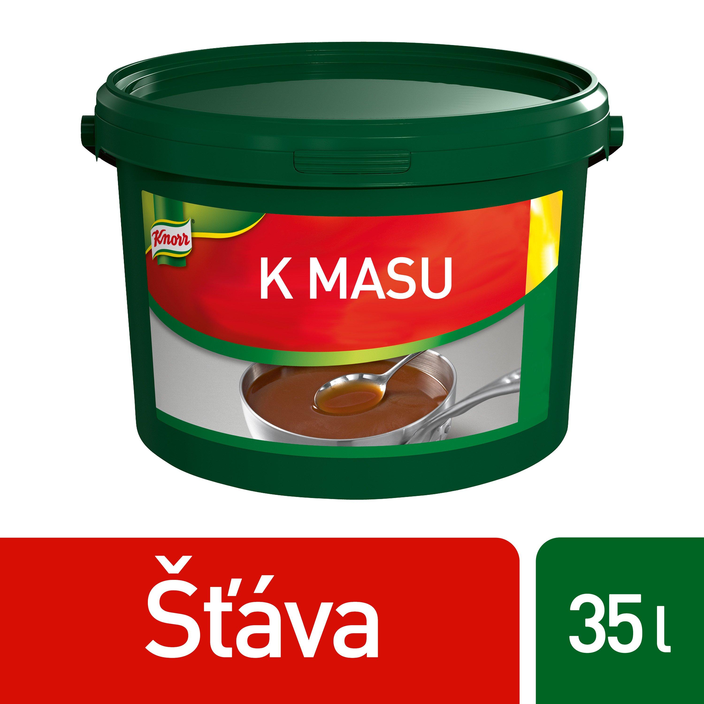 Šťáva k masu 3,5 kg -