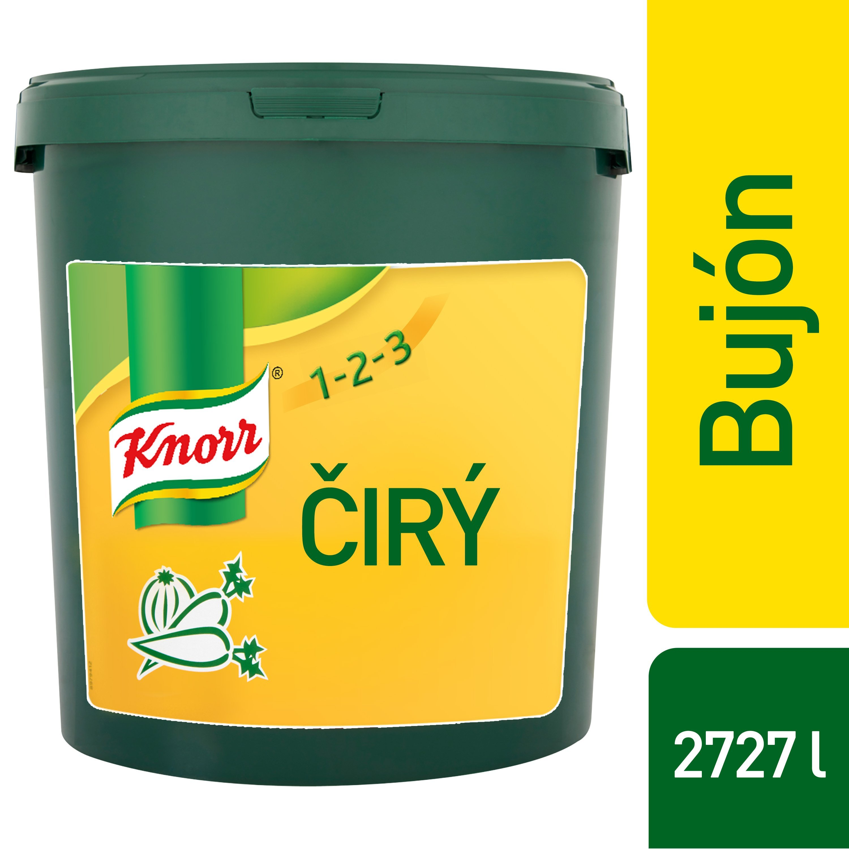 Knorr Čirý bujón 60 kg -