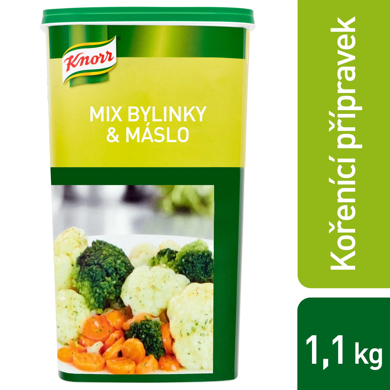 Knorr Aroma Mix Bylinky & Máslo 1,1 kg -