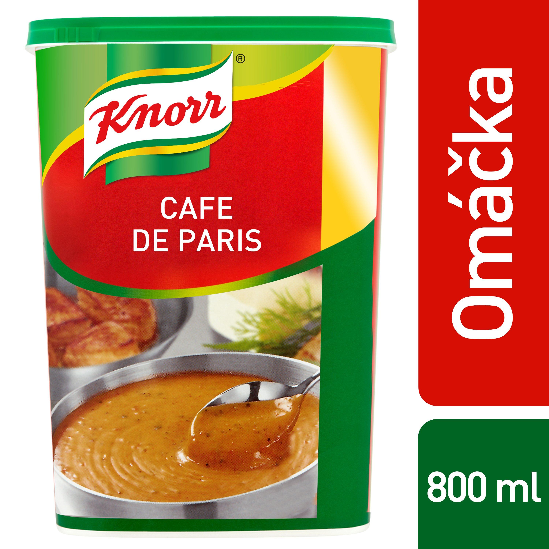 Knorr Café de Paris - omáčka ke steakům 0,8 kg -