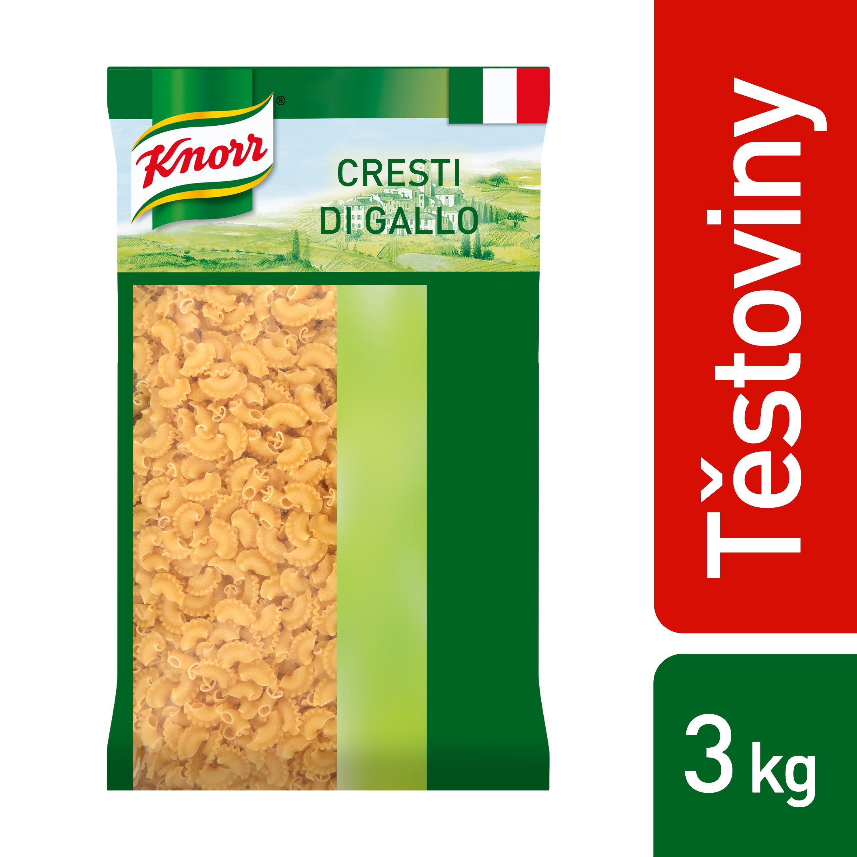 Knorr Cresti di gallo 3 kg -