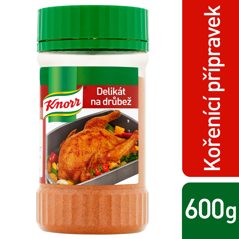 Knorr Delikat Koření na drůbež 0,6 kg -