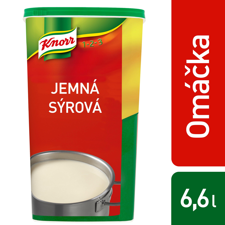 Knorr Jemná sýrová omáčka 1,2 kg -