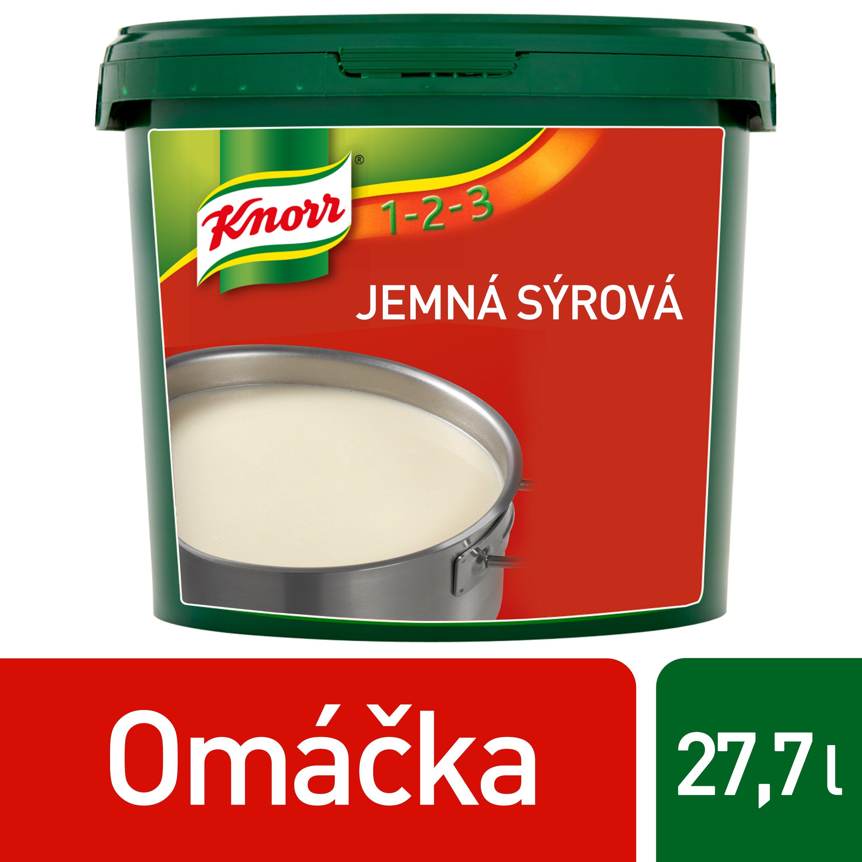 Knorr Jemná sýrová omáčka 5 kg -