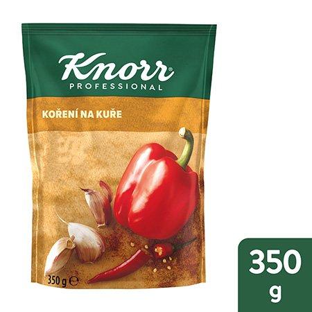 KNORR Koření na kuře s přírodními ingrediencemi 350 g