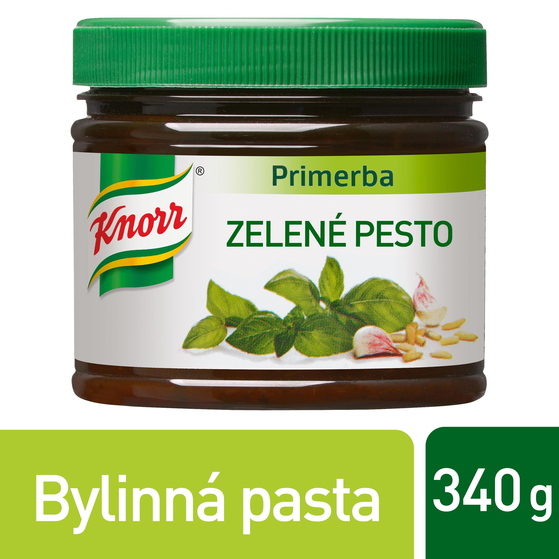 Knorr Professional Primerba Zelené pesto 0,34 kg -