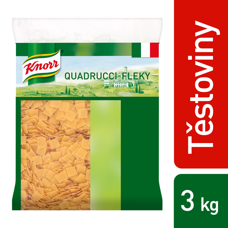 Knorr Quadrucci - Fleky 3 kg -