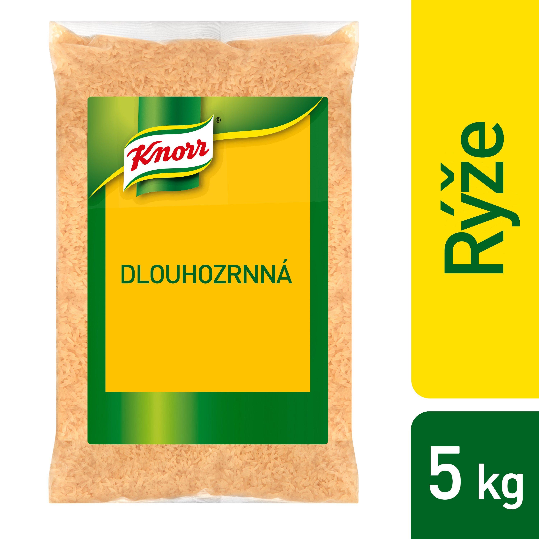 Knorr Rýže dlouhozrnná 5 kg -