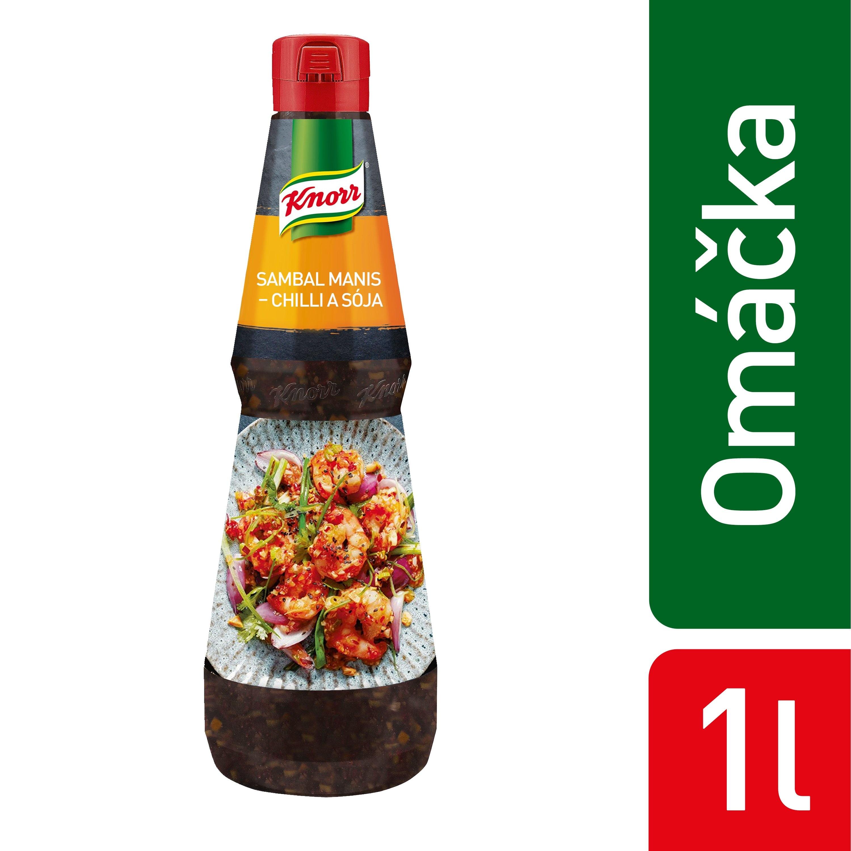 Knorr Sambal Manis - Omáčka chilli a sója 1 l -