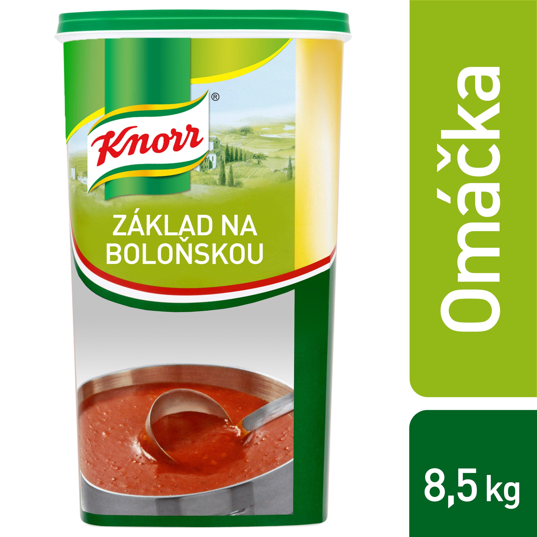 Knorr Základ pro boloňskou omáčku 1kg -