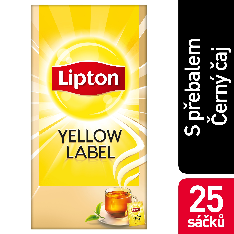 Lipton Yellow Label 1,8 g -